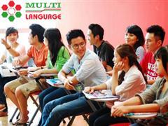 Nội quy lớp học tại trung tâm Multi Language