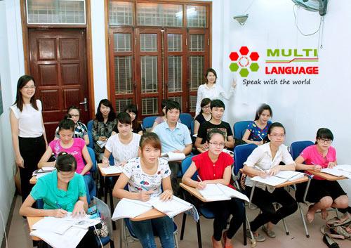 Trung tâm dạy tiếng Nhật tốt nhất ở Hà Nội