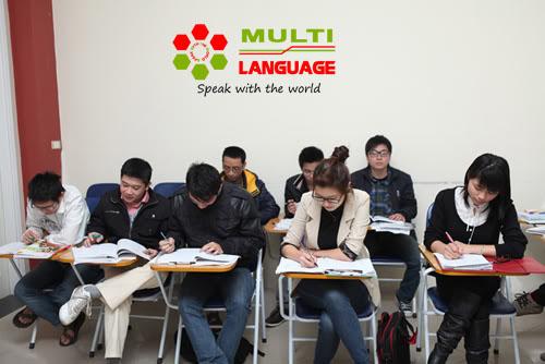 Những điểm ưu việt khi luyện thi IELTS tại Multi Language