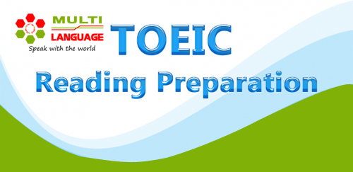 Kĩ thuật chinh phục part 7 trong đề thi TOEIC