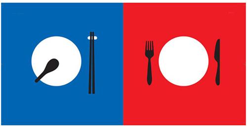 Sự khác biệt thú vị giữa văn hoá phương Đông và phương Tây