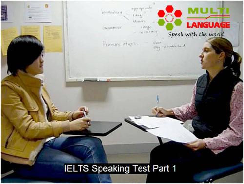 IELTS Speaking: Làm gì khi không hiểu câu hỏi Giám khảo đưa ra