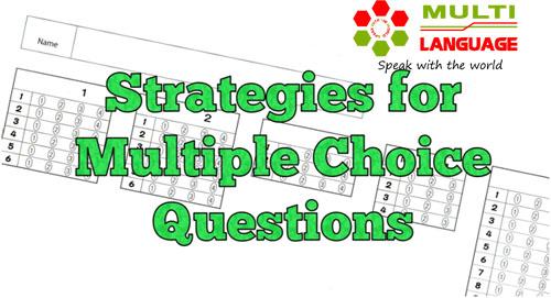 Luyện thi IELTS Listening: Làm thế nào để đối phó với câu hỏi nhiều lựa chọn