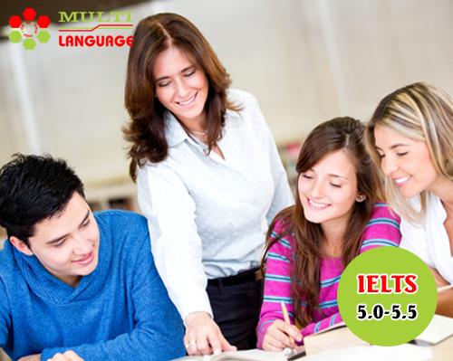 Khai giảng khóa học IELTS Mục tiêu 5.0-5.5