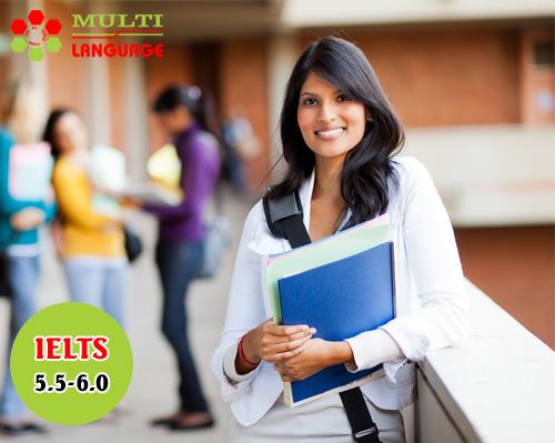 Khai giảng khóa học IELTS mục tiêu 5.5-6.0