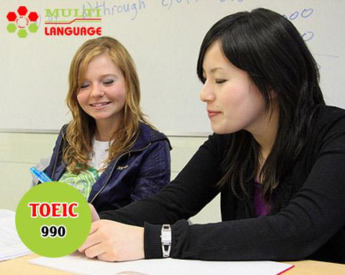 Khai giảng khóa học TOEIC mục tiêu 990