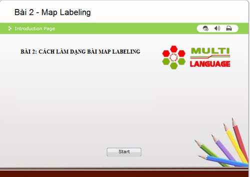 IELTS Listening - Dạng bài Map Labeling
