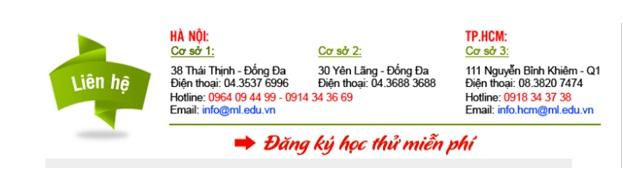 LỘ TRÌNH HỌC TOEIC TAI MULTI LANGUAGE: