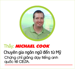 Thầy Michael Cook