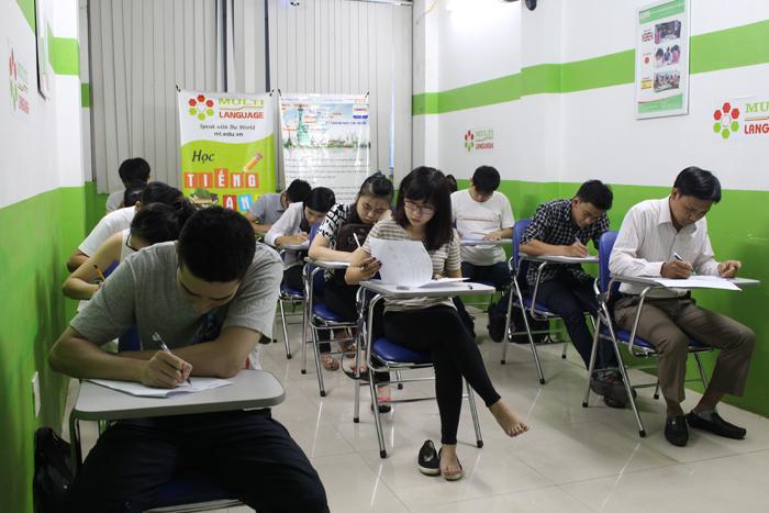 Trung tâm học Tiếng Anh giao tiếp